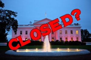 government shutdown mortgage loans home buyers purchase