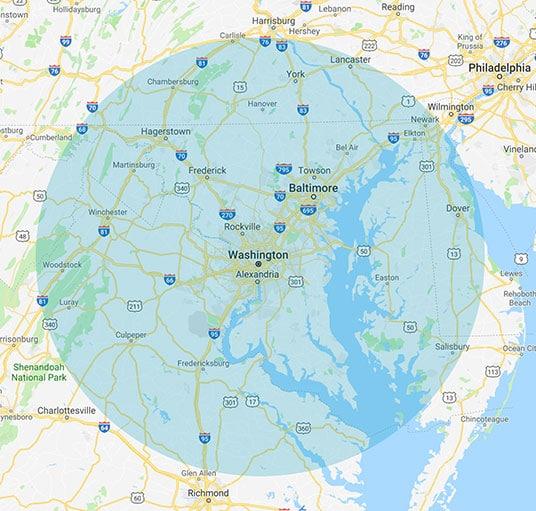 LendSolid Map